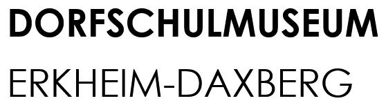 Dorfschulmuseum Erkheim-Daxberg