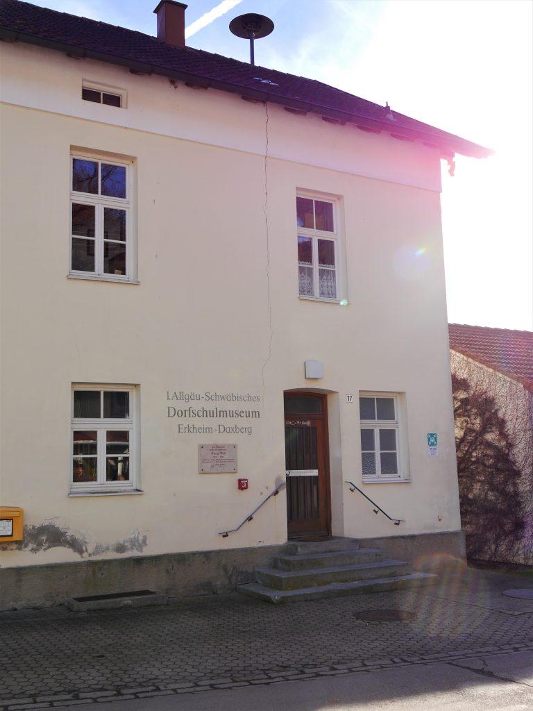 Aussenansicht Dorfschulmuseum